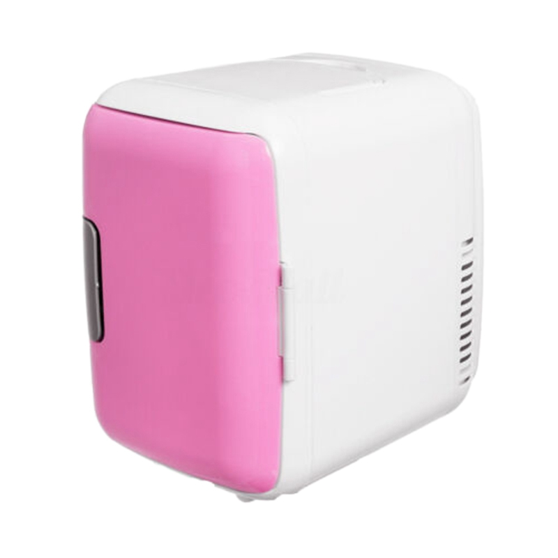 4L 12V/220V Electric Portable Mini Fridge Refrigerator Cooler Freezer Car Home title=