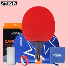 Table-Tennis-Racket Paddle Ping-Pong Sport-Stiga-Racket Pimples Pro for 6-Star