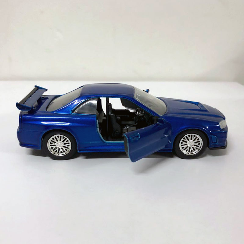 Nissan Skyline GT R (R34) (7)