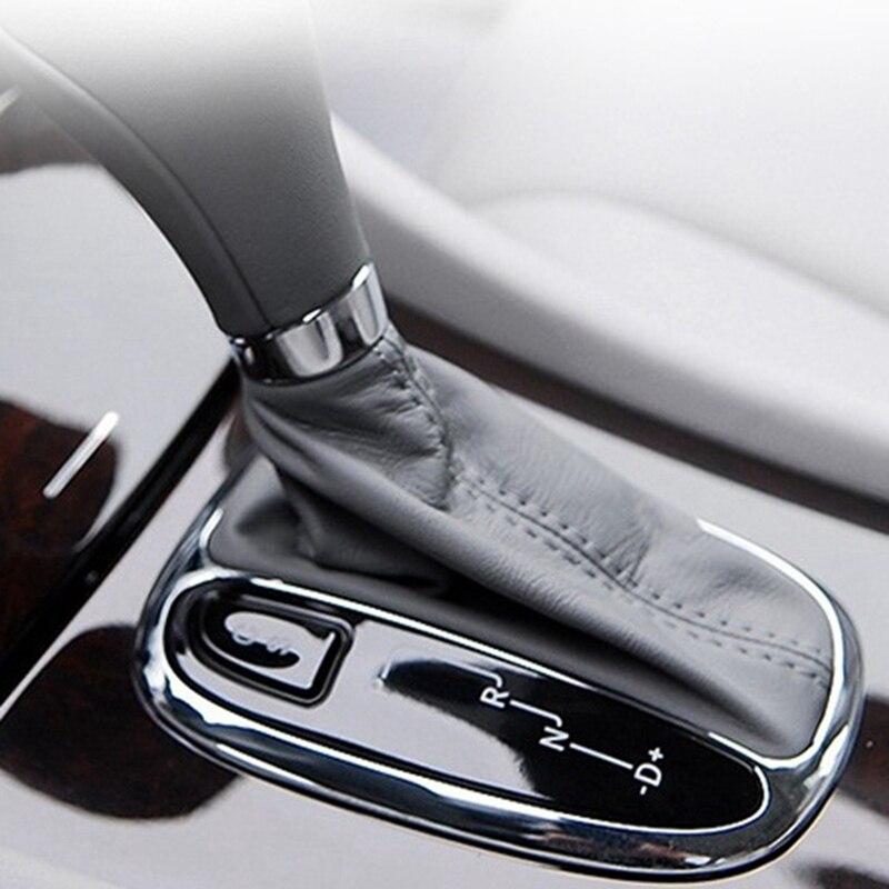 Winison Center Shifter Trim Cover Bezel Fit Mercedes Benz C Class W203 C230 C240 C320 D106