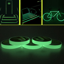 Decal Sticker-Tape Luminous-Tape Bedroom Eco-Friendly Living-Room Home-Decor Warning