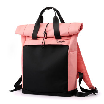Nylon Travel Backpack Male Mochila Escolar Girls Laptop Backpack School Bags for Teens New Women Preppy Large Backpack