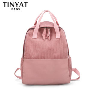 SBlack Backpack TINYA...
