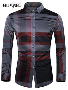 SDress Shirts Long-Sl...