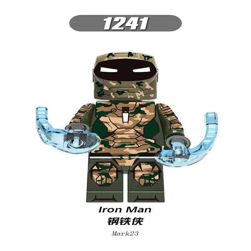 1241(钢铁侠-Iron Man)