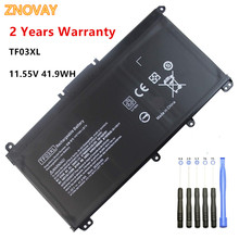 Battery TF03XL Pavilion 920070-855 HP for 15-cc023cl/15-cc050wm/15-cc563st/..