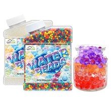 Toys Guns Balls Mix-Accessories Water-Soil Beads Soft Crystal Grow 6-8mm 1-Bottle 20000pcs