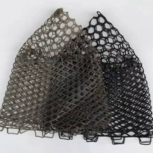 Rubber Hand Net Head Depth:40/55cm Fishing accessories