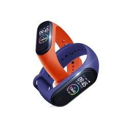 Английский/испанский/русский Xiaomi Miband 4 Smart Band 0,95