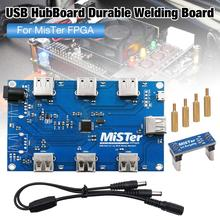 Usb-Hub Mister Fpga V2.1-Board DC for 7/usb-Ports 5V Manual Welding-Mister High-Quality