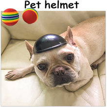 Dog-Helmets Motorcycles Dog-Supplies Pet-Protect for Cool Handsome Hat Plastic Ridding-Cap