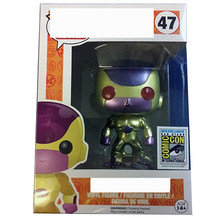 Аниме Dragon Ball модель FUNKO POP Dragon Ball Super Frieza игрушка ручной работы Dragon Ball Z Gold Limited 47 Red Eye Frieza(Китай)