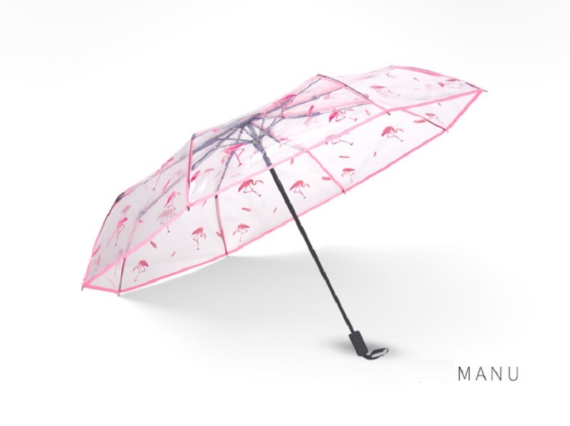 RongFaClothing Automatic Waterproof Fashion Joe Satriani Sun Umbrella-Auto Open Close Travel Tri-fold Rain Parasol Umbrella Gift Outer Print