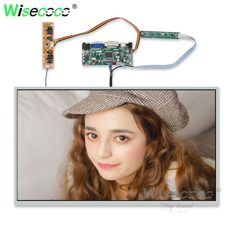 V2 HDMI VGA DVI Audio Controller Board for 21.5inch WLED M215HW03 V1