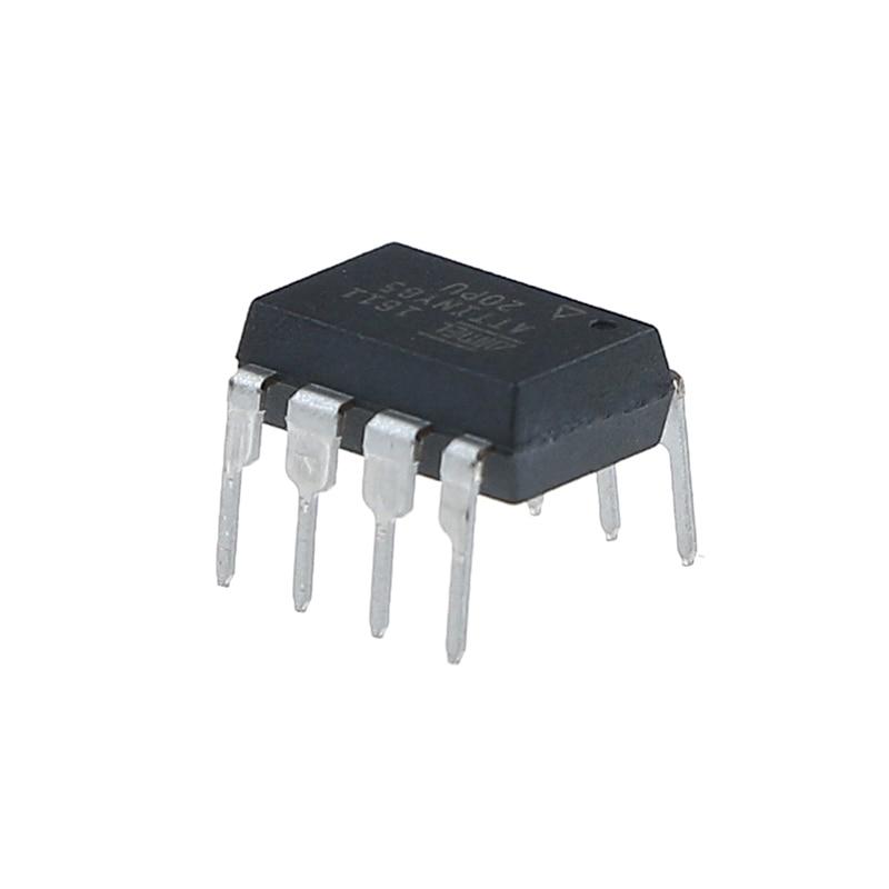 New Original ATTINY85-20PU ATTINY85 20PU Microprocessor DIP-8 ATTINY85 20PU In Stock
