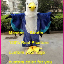 Mascot Costume Hawk Fursuit Outfit Cosplay-Suit Game Animal Christmas-Party Adult