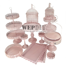 Tray Cake-Stand Birthday-Tools Home-Decoration Dessert Table Cupcake Candy-Bar Party-Supplier