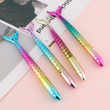 5D Mermaid Diamond Painting Point Drill Pen DIY Crafts Sewing Embroidery Tool Cross Stitch Accessories Mermaid Point Drill Pen(China)