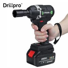 Impact-Wrench Charger Electric 288VF Cordless Brushless 320n.m 19800mah Battery