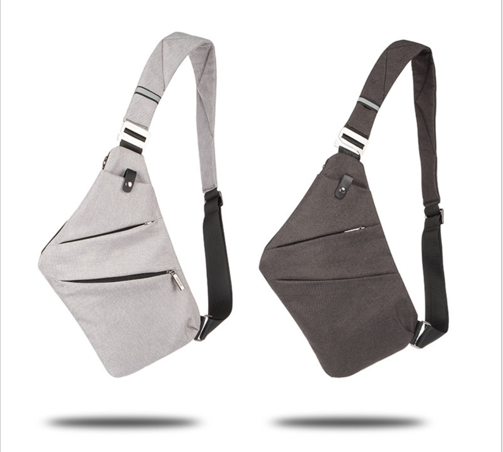 Men Women Sling Shoulder Bag Chest Crossbody bag Cycle Pack Satchel