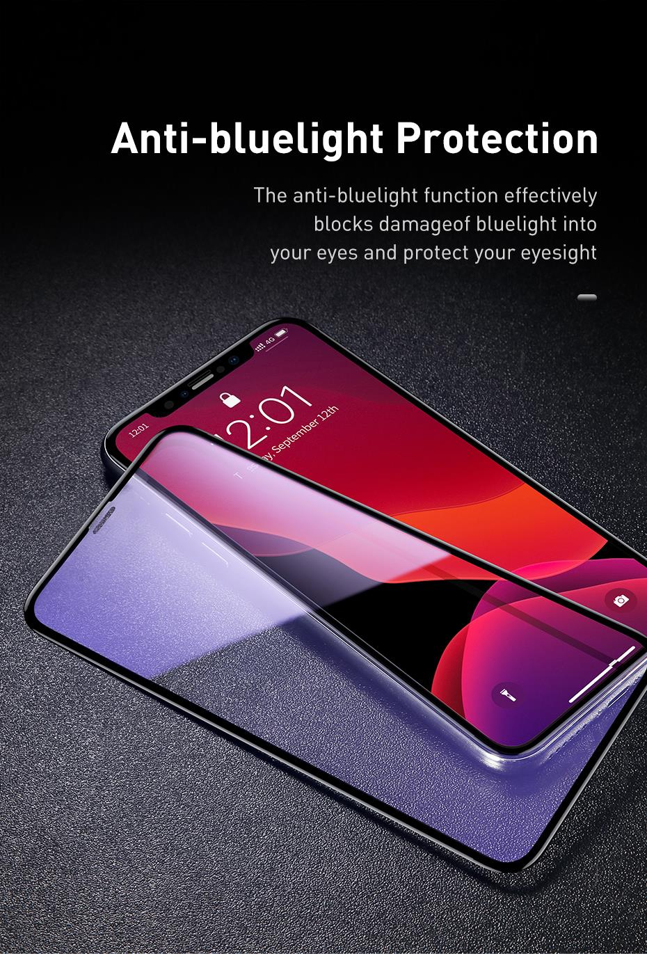 Tempered glass for iphone xi max xir (8)