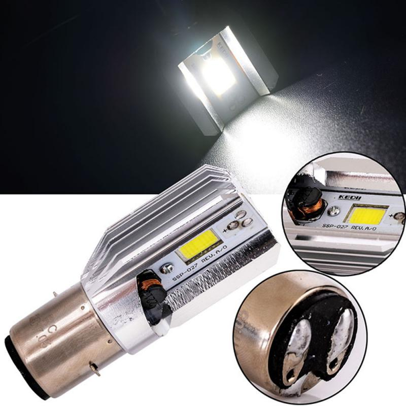 LED Headlight Led-Lamps Moto Bulb Hi-Lo Beam Conversion-Kit title=