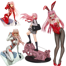 Model Doll Action-Figures Collectible Darling Anime Pvc Zero Adult Sexy Girls The Red