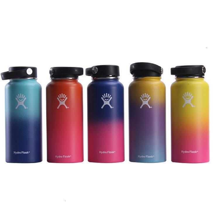 Hydro flask une variété de couleur et de forme