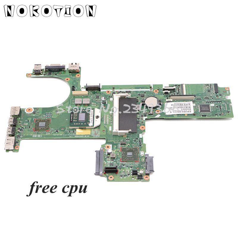 NOKOTION Laptop Main-Board Ddr3-Socket Probook 613397-001 for Hp 6445b/6455b/6555b 6050A2356601-MB-A02 title=