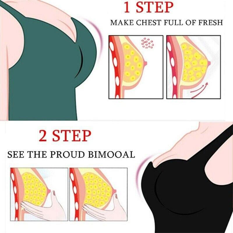 Magic Breast Plump Enlargement <font><b>Body</b></font> Massage Essential TSLM1
