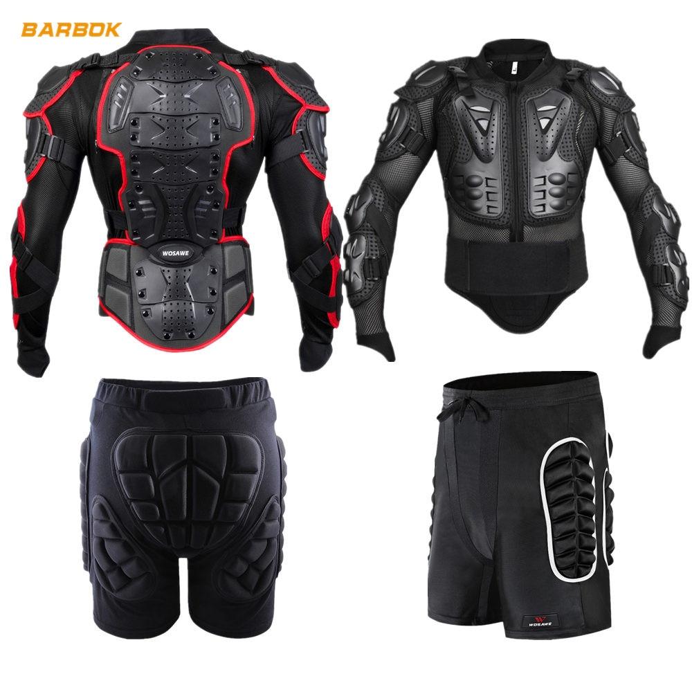 Motorcycle Body Armour Jacket Motorbike Hip Impact Shorts Protection Guard Brace