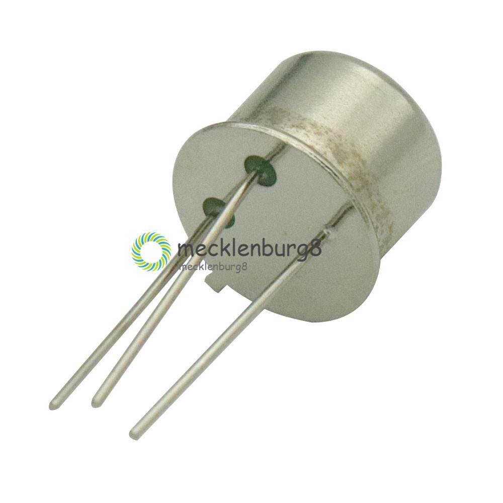 5PCS RF//VHF//UHF Transistor MOTOROLA//RCA TO-39 2N5109