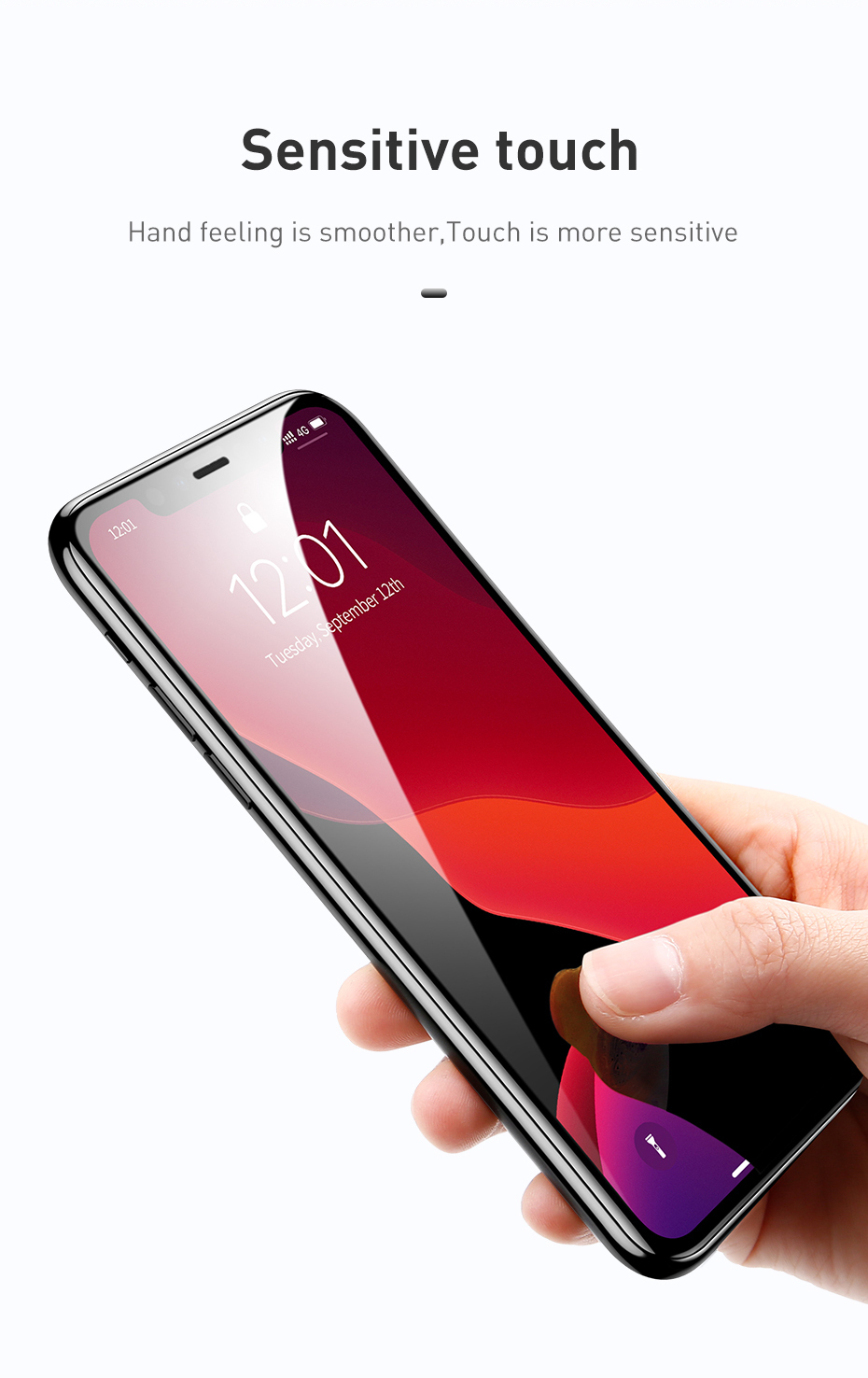 Tempered glass for iphone xi max xir (9)