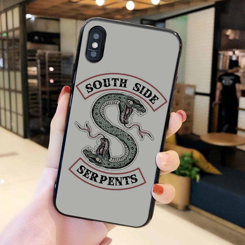American TV show Riverdale South Side Serpents