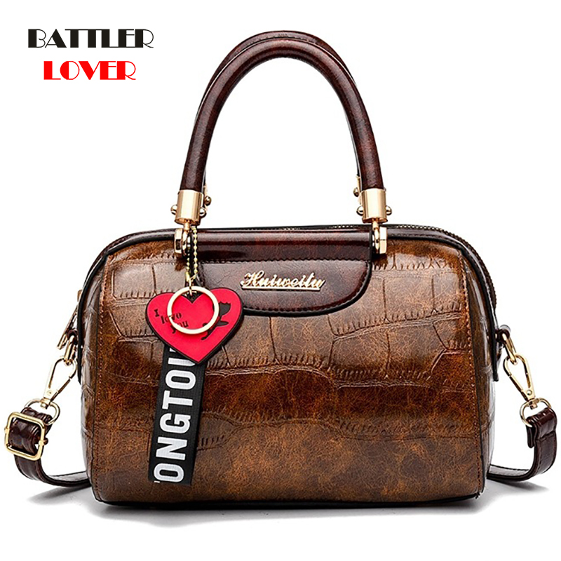 luxury brand small solid color alligator strap casual fashion ladies totes girl party shopping women shoulder crossbody handbags
