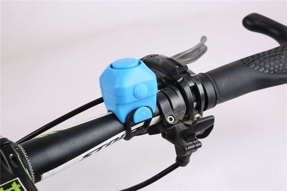 Cycling Safety Handlebar Aluminium Small Bicycle Bike Bell Loud Road
