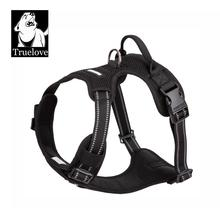 Pet-Harness Reflective TRUELOVE Small Outdoor Nylon Breathable Large HP5652 And Explosion-Proof
