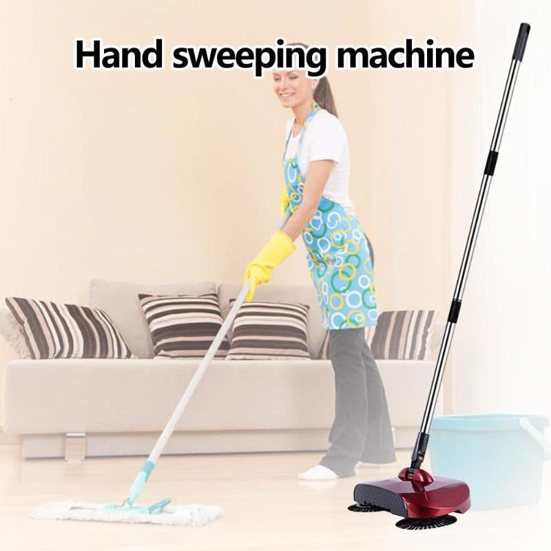 Cleaning-Package Magic-Broom Sweeper Dustpan-Handle Hand-Push Household Type Labor-Saving title=