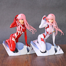 DARLING In The FRANXX Zero Two Battle Suit Ver. 1/7 Scale Figure PVC Model Toy Doll