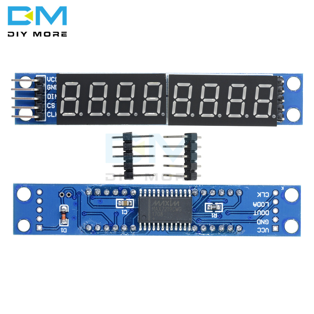 Dot Matrix Module MAX7219 Microcontroller Display Accessories Wholesale