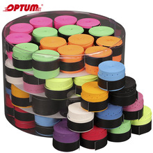 60 PCS Tennis Racket Overgrips Padel Over Grips Badminton Over Grips Sweat Absorbed Wraps Tapes Grips Sweatband