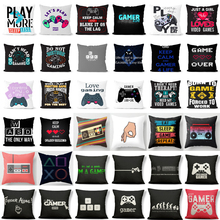 Decorative Pillows Case Cushions Game-Fans Sofa Couch-Bed Car-Throw Livingroom Retro