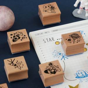 SStamp-Set Stationery...