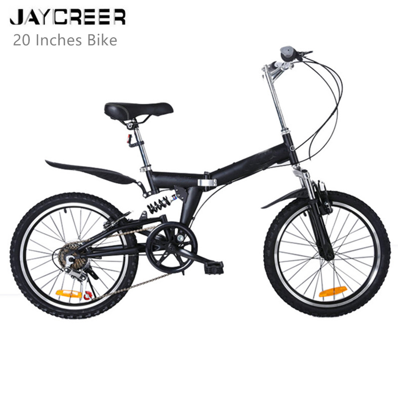 JayCreer Foldable 20 Inches Bike Custom Manufacturing Logo title=