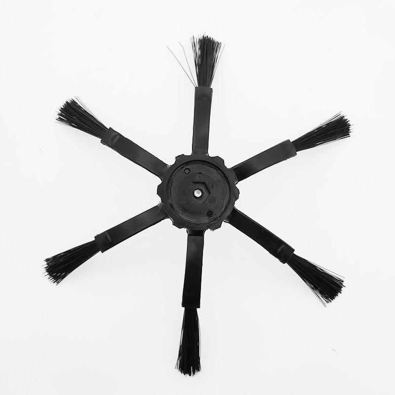6-arm Side Brush For Xiaomi//Roborock S50 S51 S55 S5 S6 Vacuum Cleaner Parts