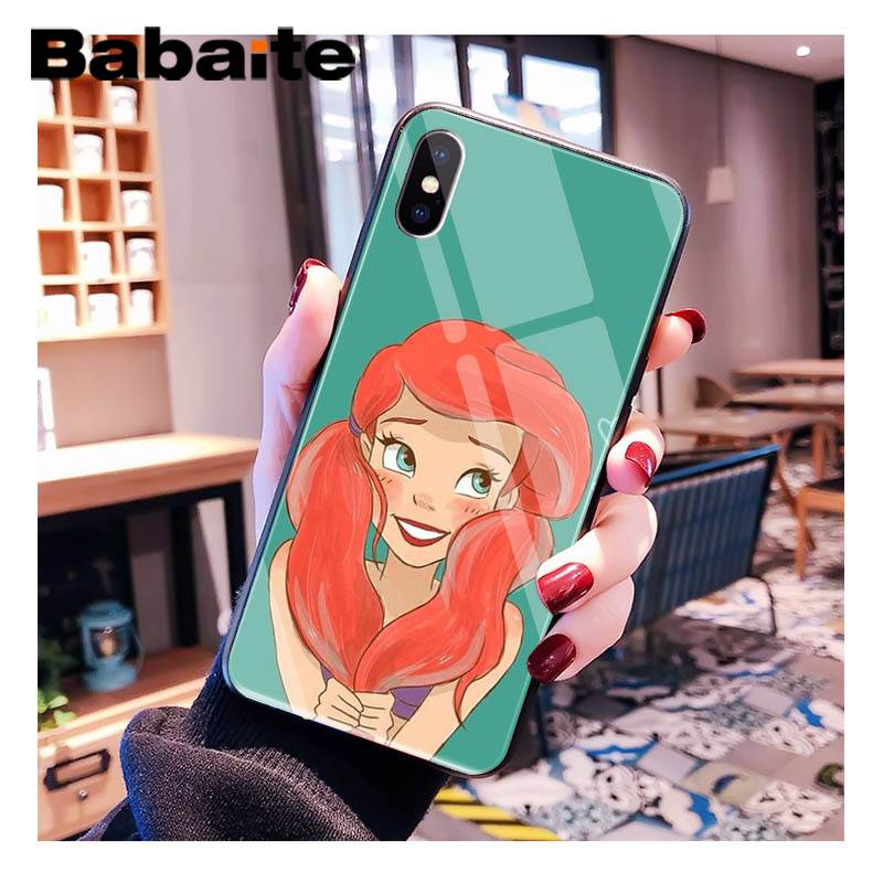 Cartoon Ariel little Mermaid popular pretty girl