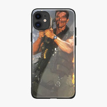 Funda Dibujo Arnold Bazooka para iPhone 11 Pro Max