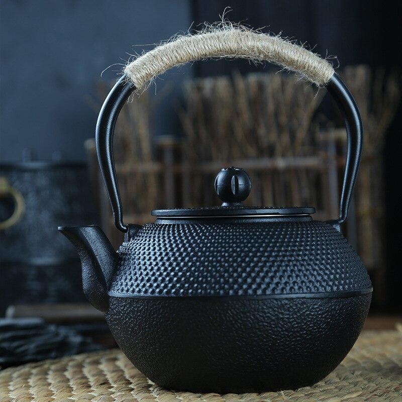 Théière en Fonte Japanese pas cher | oko-oko
