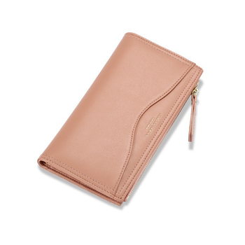 European and American Style Women's New Women's Wallets Long Multi-function Multi-card Zipper Bag Wallet Female Wallet