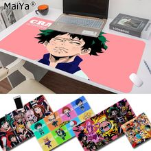 Desktop Mouse-Pad Rubber-Mouse Gaming Mousepad-Speed/control-Version Large Hero Academia